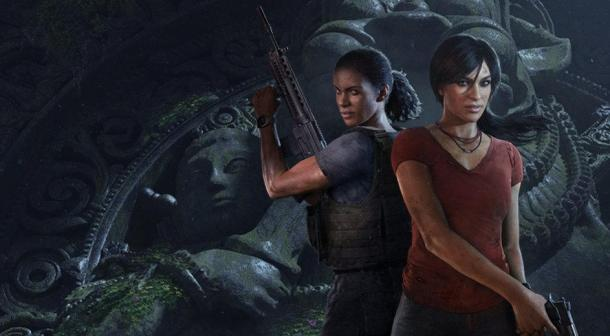 Новый трейлер Uncharted 4: The Lost Legacy Uncharted 4: A Thief's End