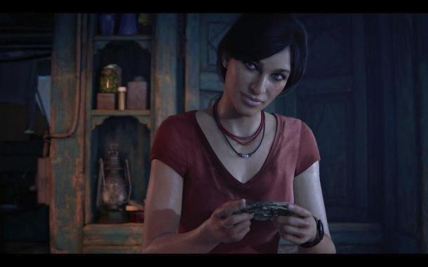Скриншот и арты Uncharted: The Lost Legacy Uncharted 4: A Thief's End